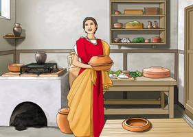 Roma cooking Frasko
