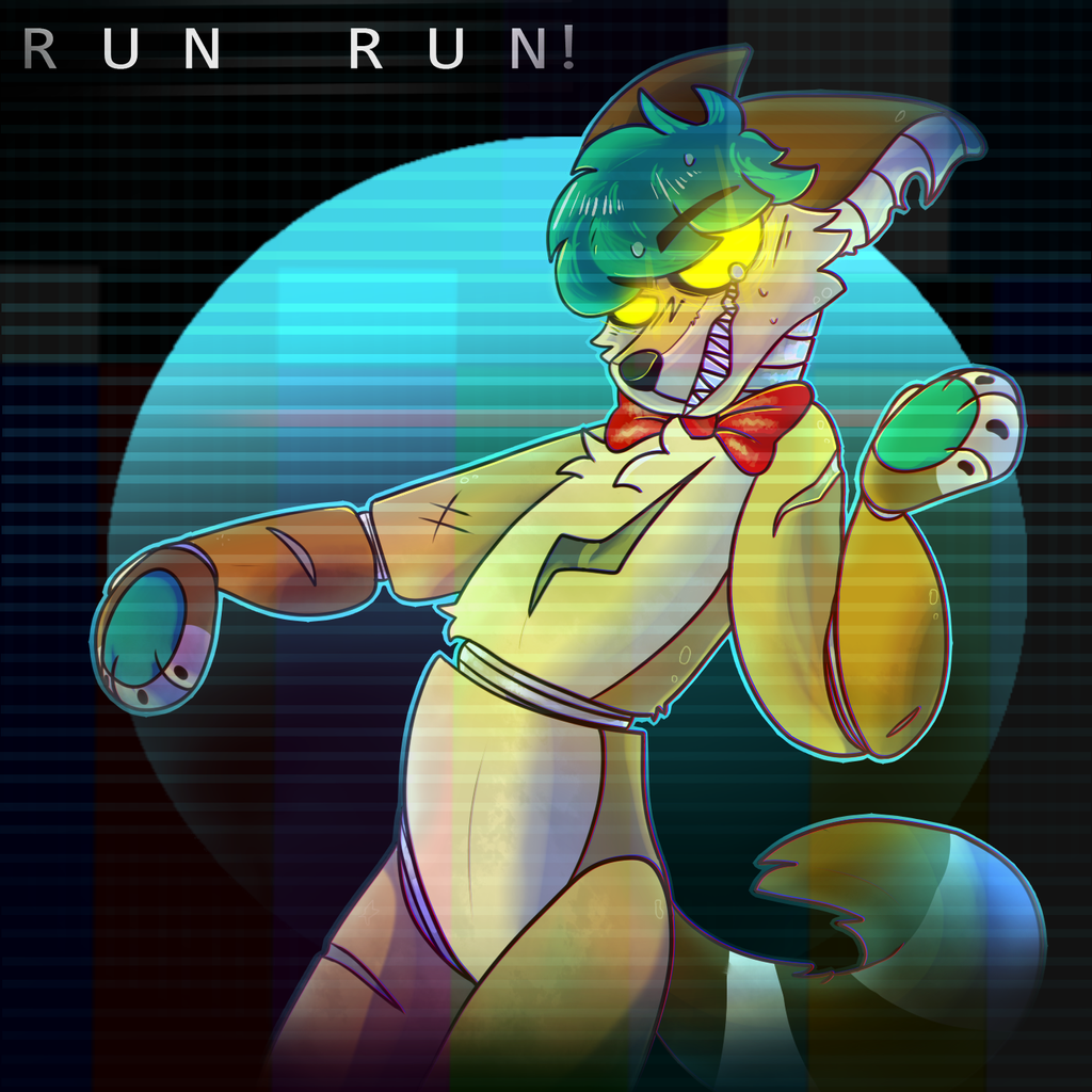 Run run five nights at freddy s 3 song by neotonic productions on