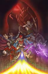 (Commission) Legend of the Dragon's Soul