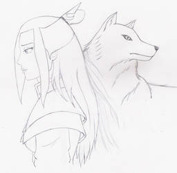 Azula -Dances with Wolves-