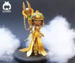Summoners War Hathor - Wind Desert queen