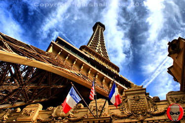 Le Eiffel by Marshall-Arts
