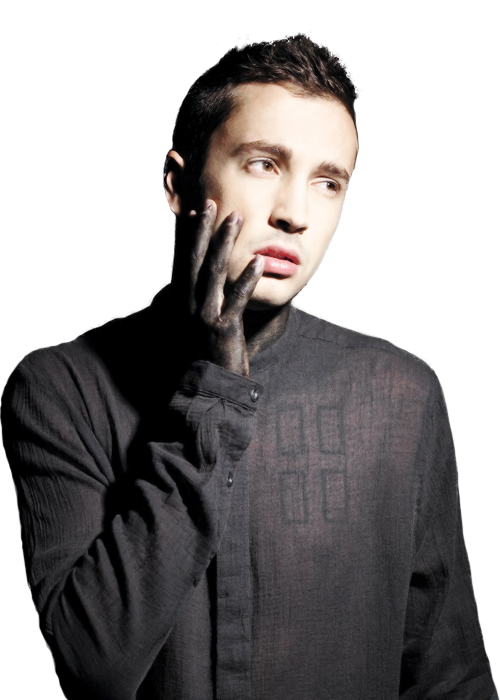Twenty one pilots png tyler joseph black by dlr for Twenty pictures