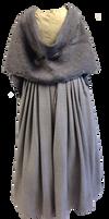 Outlander: Geillis Duncan Gardening Dress Png