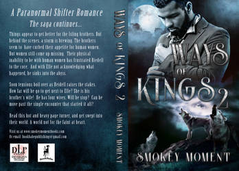 **SOLD!** Ways of Kings 2 Full Wrap by DLR-CoverDesigns