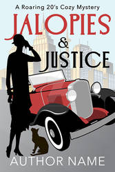 Jalopies and Justice Book Cover