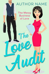 Chick Lit book cover: The Love Audit
