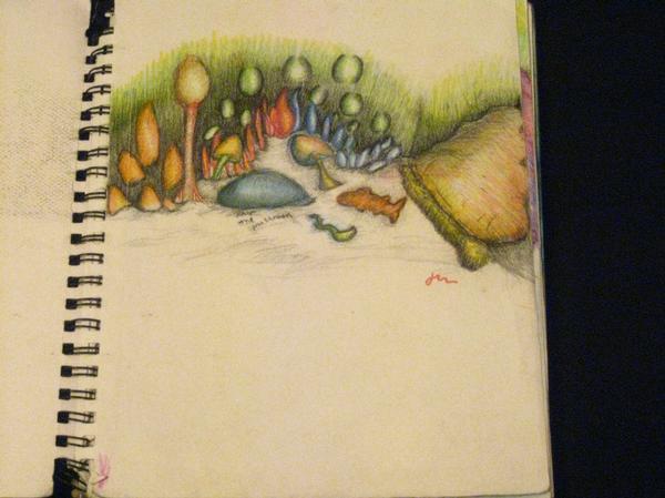 Alien Fungus by mushroomGOD121