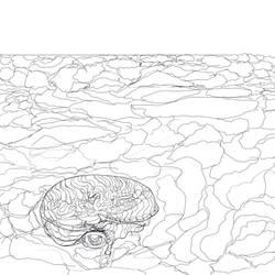Brain in the Sky by mushroomGOD121