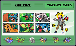 meh Pokemon Trainer ID by KA-MI-KA-ZE