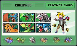 meh Pokemon Trainer ID by KA-MI-KA-ZE