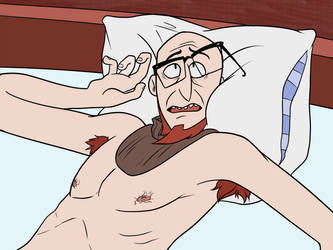 Venture Bros- Even more screenshot redraws by Toxicmongoose