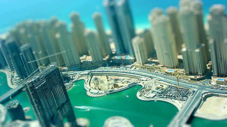 Tilt Shift Wallpaper 15 by leiyagami