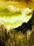 Mountainscape Speedpainting