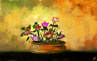Wild Flowers - Study by MarianthiZ