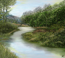 Green Forest by MarianthiZ