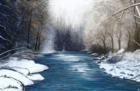Winter by MarianthiZ