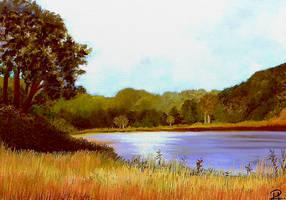 Summer by MarianthiZ