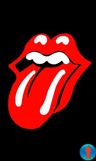 Rolling Stones Lingua By ZanOcean