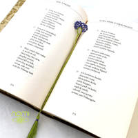Cornflower Bookmark
