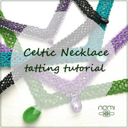 Tutorial for Celtic Necklace