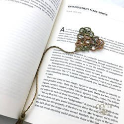 Heart bookmark