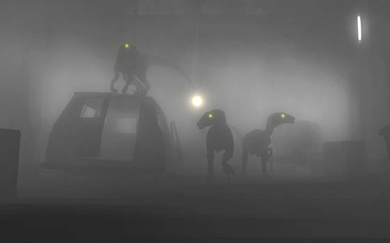 Hunters in the Mist