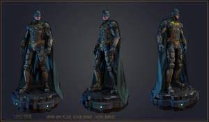 Batman Game Model