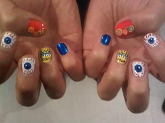 Nice Nails Mixup 2 by AyumiCoza