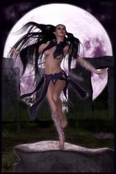 Under the Moon by Nakiloe