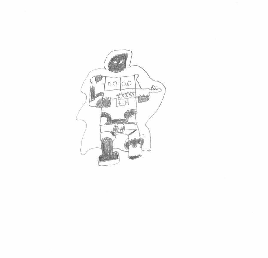 Doom Sketch: Helltrooper/Demon-Tech Trooper by Mryayayify on DeviantArt