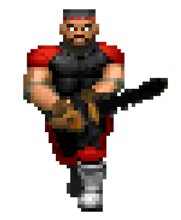Doom Concept Sprite Tism By Mryayayify On Deviantart