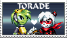 Torade Stamp (Two Years Later) by Mryayayify