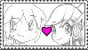 IzumaXLilac Stamp by Mryayayify