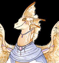 a beautiful lady by kokorogensou