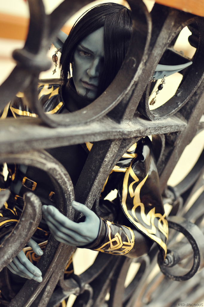 Cage by Red-Anchous