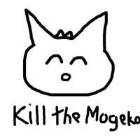 Kill the Mogeko By Sam Ruby the Cat