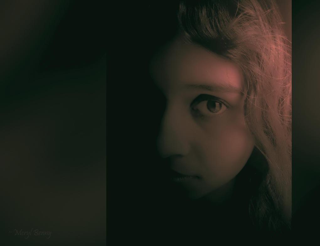 ~ A glance ~ by MerylBenny