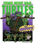 TMNT The Movie Donatello T-Shirt