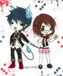 Noemi and Rin