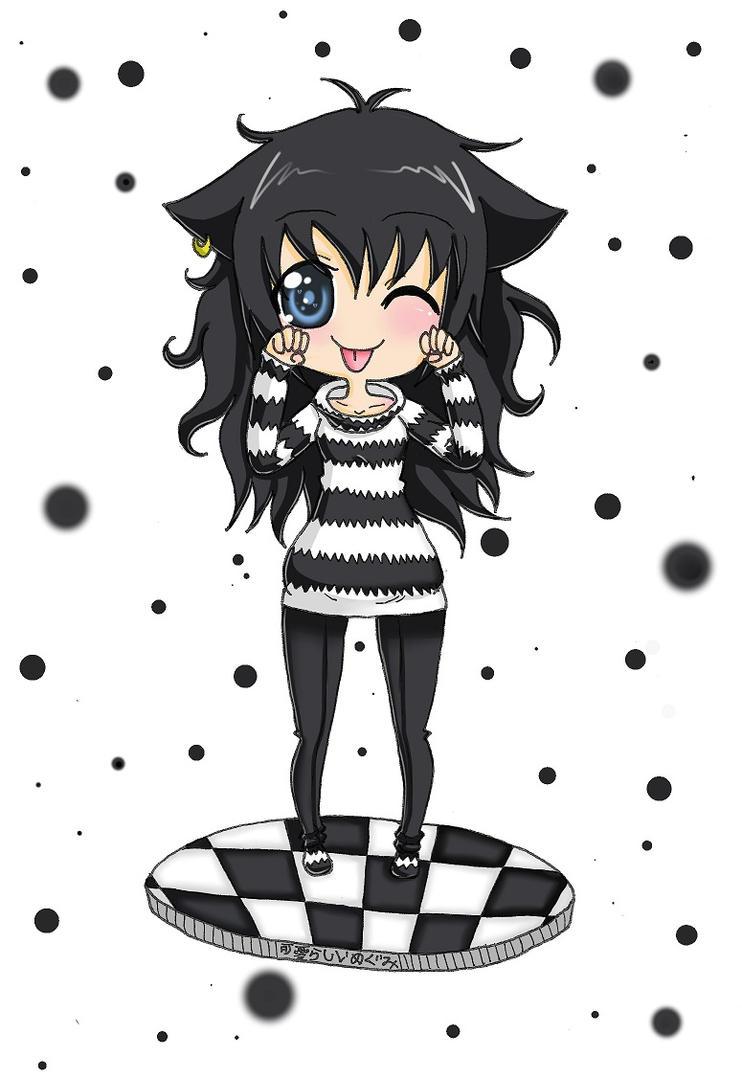 Black--Cheshire by Megumi-Kawairashii