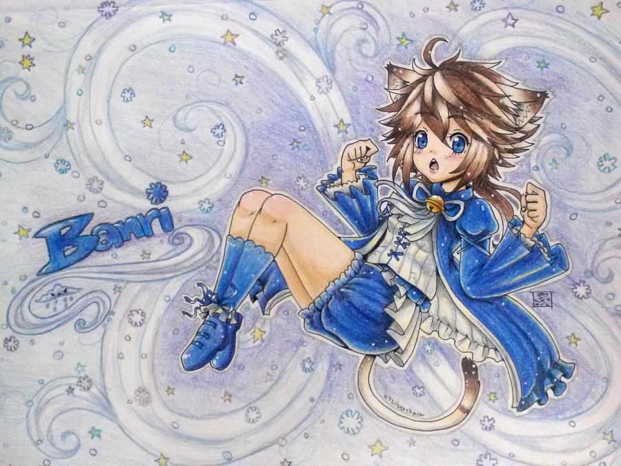 Silverchaim's Contest 2 by Megumi-Kawairashii