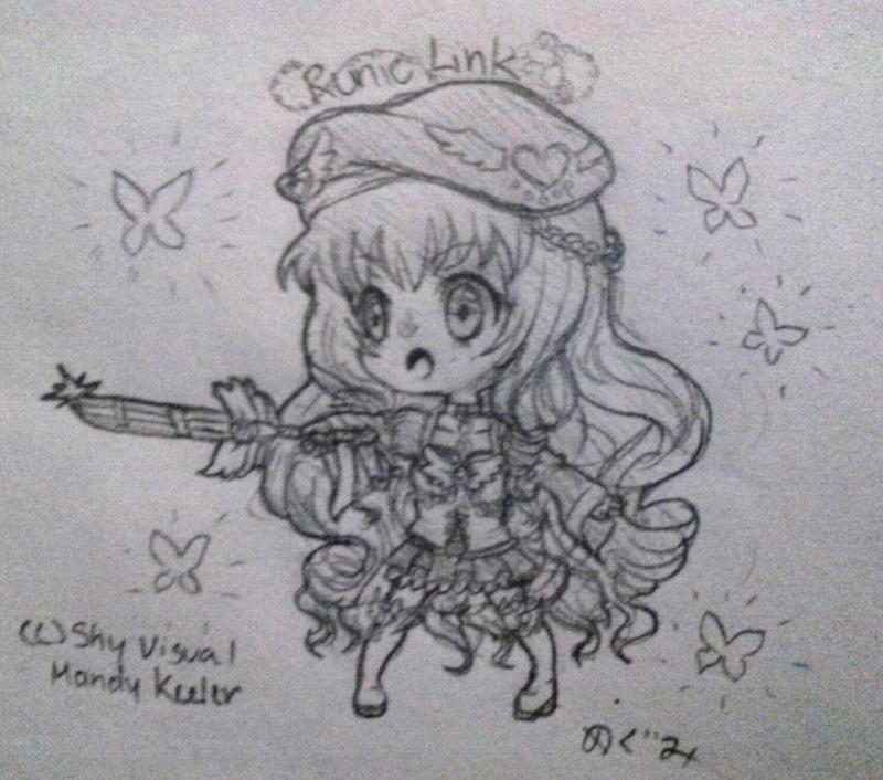 Runic Link by Megumi-Kawairashii
