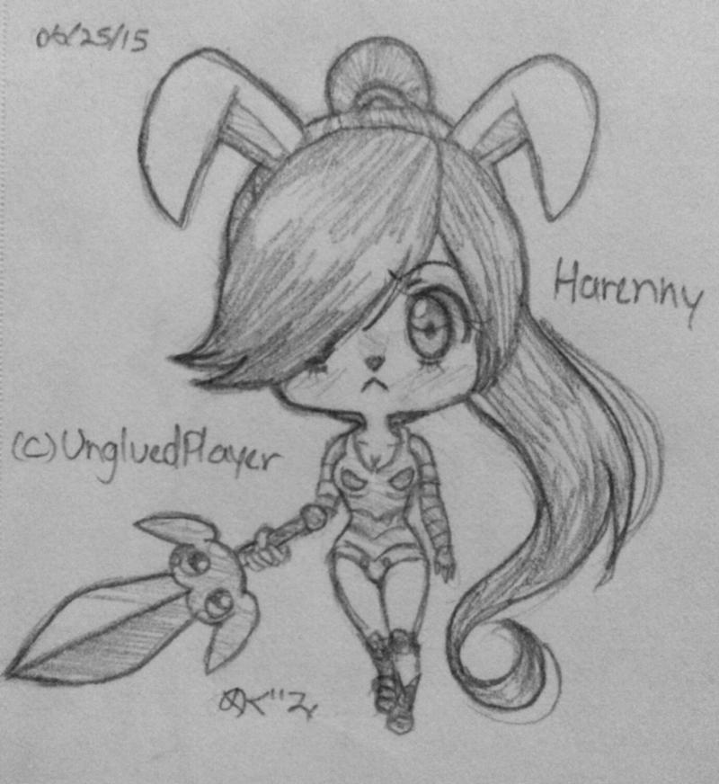 Harenny by Megumi-Kawairashii