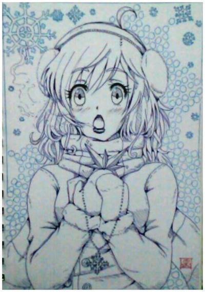 Winter by Megumi-Kawairashii