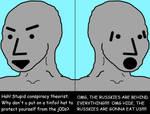 NPC Conspiracy Theorists