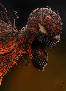 CARNAGE by EdwardDelandreArt