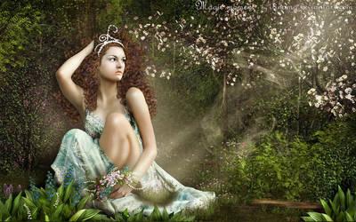 Magic moment by irinama