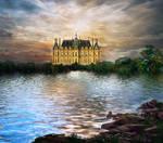 Fantasy Castle BG Stock