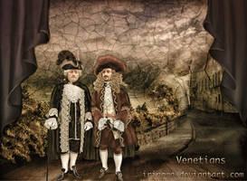 Venetians by irinama
